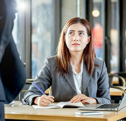 Harcèlement moral ou sexuel au travail