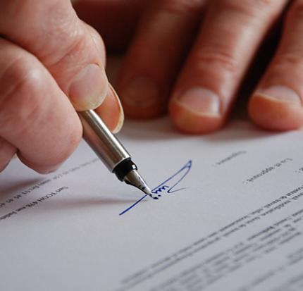 Rédaction contrat de travail Agneaux